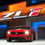 Barrett Jackson Auctioned 2012 Chevy Camaro ZL1 Earns $250,000