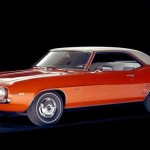 Fans vote 1969 Camaro as best Chevrolet ever