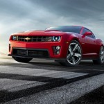 Camaro ZL1 Has 580 Horsepower