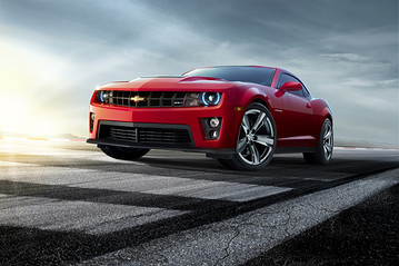 Retail production of the 2012 Camaro ZL1 is now underway