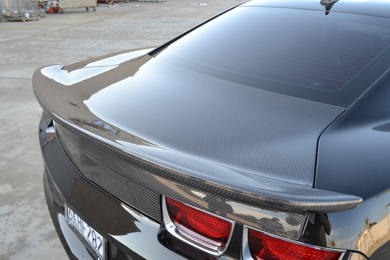 Product Review – RK SPORT NEW CARBON TRUNK LID WITH SPOILER