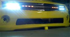 Quick Sneak Peek Chimera Hideaway Headlights For 2010+ Camaro Grille
