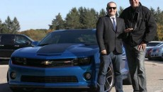 Chevy To Introduce Hot Wheels-badged 2013 Camaro