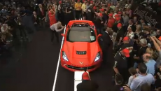 2014 C7 Corvette Stingray Sells For $1.1 Million At Barrett Jackson 2013
