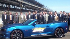Hot Wheels Camaros Rolling Around Indy as 500 Festival Cars