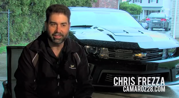 The Camaro Z28 Returns: Chris Frezza – Faces of GM