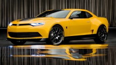 Transformers 4 Bumblebee Previews 6th Gen 2016 Camaro Styling?