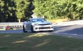 Z/28 Camaro Continues Testing at Nurburgring
