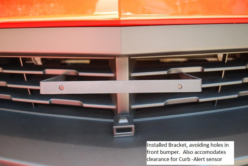 Bracket mounted