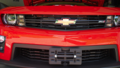 "ZL1 Front License Plate ""No drilling"" Installation – By Fred Zscheile"