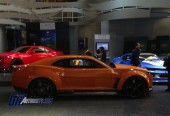 Special Custom Camaros spotted- for new TV show Motor City Masters