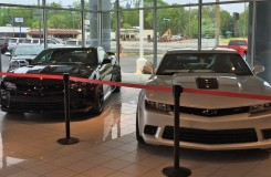 2014 Camaro Z28 #1 and #2 Just Delivered To Rick Hendricks Chevrolet