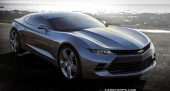 CamaroG6.com Spots Carscoops.com Digitally Renders How The Next Camaro Could Potentially Look