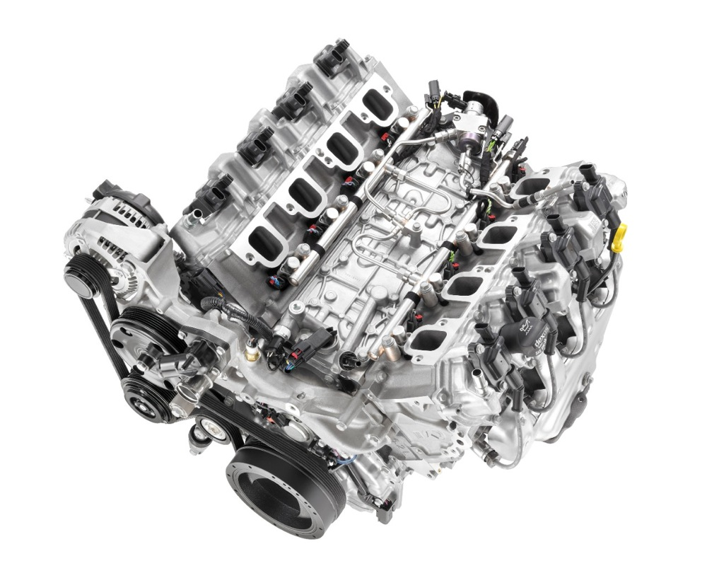 CamaroG6.com Unconfirmed 6th Gen 2016 Camaro Engine Lineup