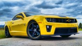 Camaro Of The Month August 2014 (Scott Hanline)
