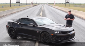 636 HP Z/28 Camaro Test Drive with John Hennessey