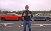 Chevy Camaro Z28 against Porsche GT3 – Chris Harris On Cars