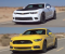 Motor Trend Head to Head: 2015 Camaro 1LE vs. New 2015 Mustang GT PP