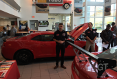 Momentum Chevrolet Holds 2nd Camaro Clinic With Huge Success