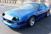 1990 Chevrolet Camaro IROC 1LE 1 Of 28 Built Only 2K Original Miles