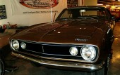The First Camaro 1967 Hardtop, To Be At Belle Isle CamaroSix Event