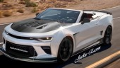 Jackie Eason Gives CamaroNews His Renders On The CamaroSix Convertible