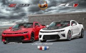 Jackie Eason Gives CamaroNews His ZL1 & Z28 Hot Renders!