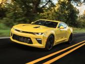 2016 Chevrolet Camaro pricing starts at $28,245 in Canada