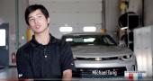 2016 Camaro: Drifting with Michael Tung | Chevrolet