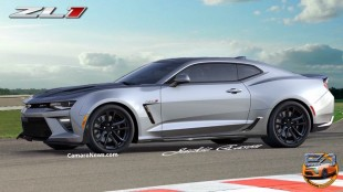 Jackie Eason (The Wizard) ZL1 Rendering – Makes Our Mouth Drop Screaming Bring On 2017 ZL1