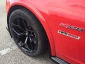 John Hennessey test drives a 2015 Z/28 Camaro equipped with the HPE650 package!