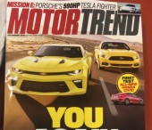 6th Gen Camaro vs Mustang — Motor Trend Head to Head – The Pride Of Lansing Michigan!
