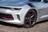 CHEVROLET REVEALS SEMA 2016 CAMARO RED LINE CONCEPT