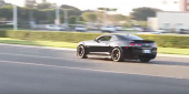 Camaro Z/28 Almost Crashes After Leaving Californian Cars & Coffee