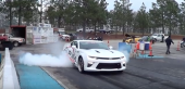 The Quickest 2016 Camaro In The USA Almost Touches 9 Seconds!