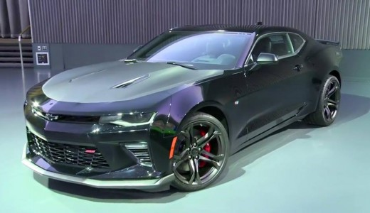 New 2017 1LE Packages Elevates Camaro Track Capabilities