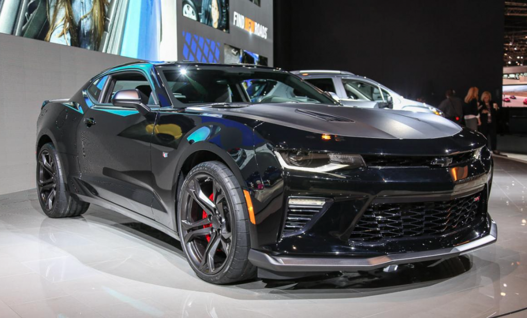 Live Pics Of 2017 Camaro 1LE from Chicago Autoshow Debut