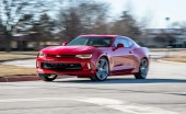 Car and Driver Instrumented Test: 2016 Camaro V6 Manual