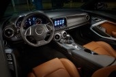 2016 Camaro Makes Wards 10 Best Interiors