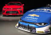 John Force Reveals 2016 Camaro SS Funny Car
