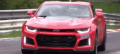 New Video Of Red & Blue ZL1 At The – Ring