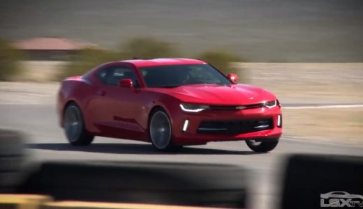 2.0 LT 4-cylinder turbo Camaro wins review