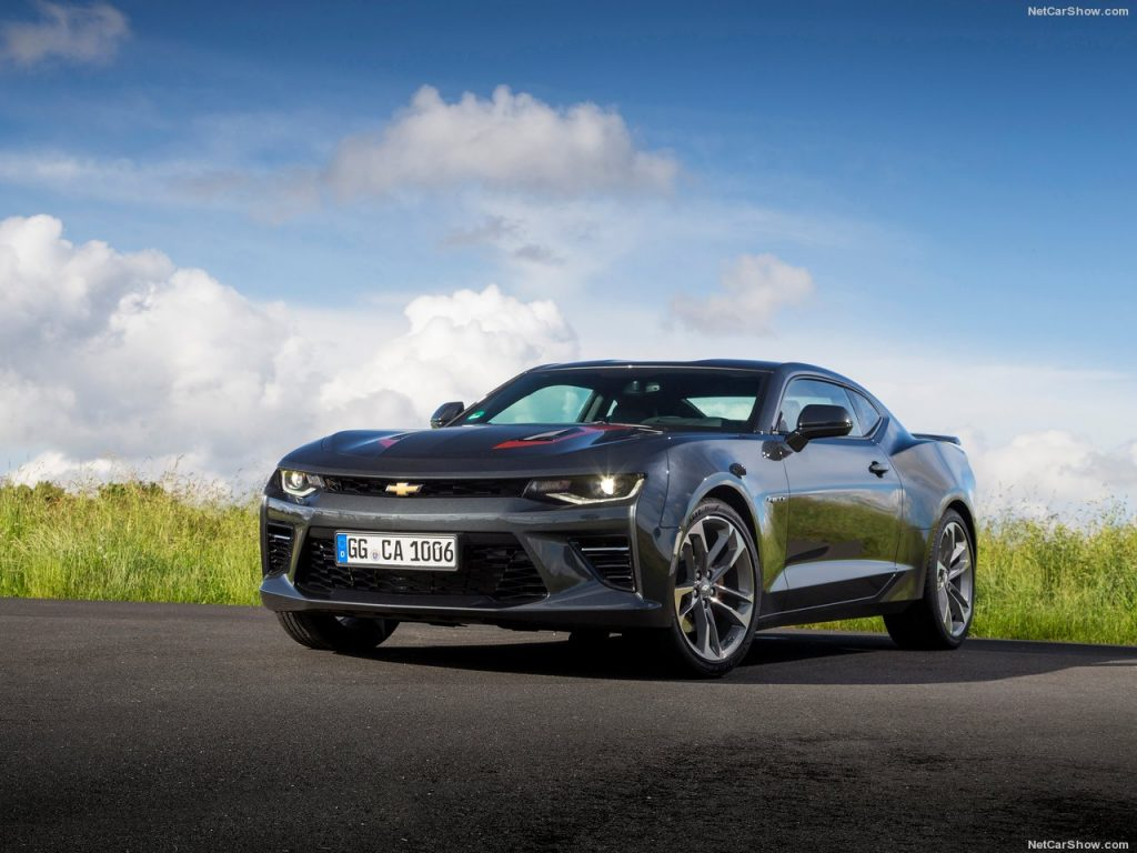 June 2016 Camaro Sales Figures (and vs. Mustang & Challenger)