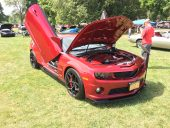 Camaro SuperFest Has Record Turn Out