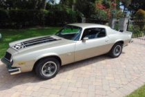 1974 Chevrolet Camaro Z28 A Steal At 13,900.00