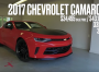 2017 Chevrolet Camaro V6 1LE Only Four Tenths Slower Than A Hellcat At Lightning Lap: Video