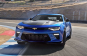 2017 Chevrolet Camaro SS 1LE Hot Lap! – 2016 Best Driver's Car Contender