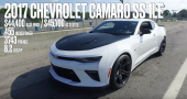 Chevrolet Camaro SS 1LE at Lightning Lap 2016