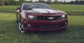 Fifth-Generation Chevrolet Camaro Bears A Duramax Swap: Video