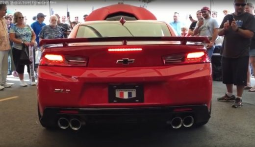 GT350 vs ZL1: Which Sounds Better?